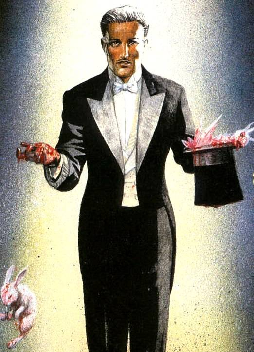 John Zatara needs an image linked