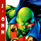 Martian Manhunter (needs an icon)